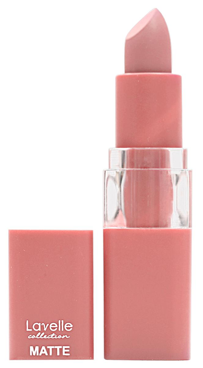 LavelleCollection помада для губ матовая LS-09 тон 01 нежный розовый, 21 гLS09-01Стойкая формула и кремовая текстура обеспечивают полное покрытие и насыщенный цвет с бархатисто – матовым финишем. Практически не ощущается на губах и эффективно увлажняет их. Коллекция состоит из 10 лимитированных тонов.