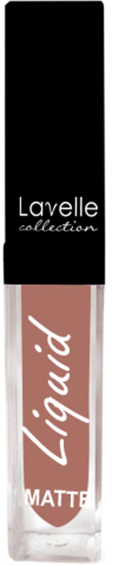 LavelleCollection помада для губ матовая жидкая LS-10 тон 02 кремовый бежевый, 5 млLS10-02Матовая помада завоевала безусловную популярность среди профессионалов и beauty – любителей. 14 новых оттенков с интенсивным матовым эффектом позволят создать любой образ. Специальная формула не сушит губы, обеспечивая стойкий цвет. Удобный аппликатор делает нанесение легким и распределяет помаду идеально ровно на губах.