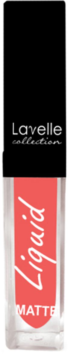 LavelleCollection помада для губ матовая жидкая LS-10 тон 05 яркий коралловый, 5 млLS10-05Матовая помада завоевала безусловную популярность среди профессионалов и beauty – любителей. 14 новых оттенков с интенсивным матовым эффектом позволят создать любой образ. Специальная формула не сушит губы, обеспечивая стойкий цвет. Удобный аппликатор делает нанесение легким и распределяет помаду идеально ровно на губах.