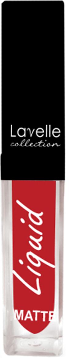 LavelleCollection помада для губ матовая жидкая LS-10 тон 06 красный коралловый, 5 млLS10-06Матовая помада завоевала безусловную популярность среди профессионалов и beauty – любителей. 14 новых оттенков с интенсивным матовым эффектом позволят создать любой образ. Специальная формула не сушит губы, обеспечивая стойкий цвет. Удобный аппликатор делает нанесение легким и распределяет помаду идеально ровно на губах.