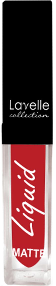 LavelleCollection помада для губ матовая жидкая LS-10 тон 07 классический красный, 5 млLS10-07Матовая помада завоевала безусловную популярность среди профессионалов и beauty – любителей. 14 новых оттенков с интенсивным матовым эффектом позволят создать любой образ. Специальная формула не сушит губы, обеспечивая стойкий цвет. Удобный аппликатор делает нанесение легким и распределяет помаду идеально ровно на губах.