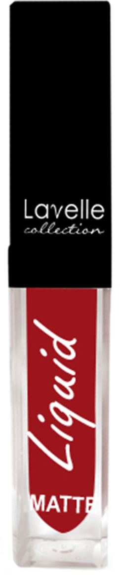 LavelleCollection помада для губ матовая жидкая LS-10 тон 10 спелая вишня, 5 млLS10-10Матовая помада завоевала безусловную популярность среди профессионалов и beauty – любителей. 14 новых оттенков с интенсивным матовым эффектом позволят создать любой образ. Специальная формула не сушит губы, обеспечивая стойкий цвет. Удобный аппликатор делает нанесение легким и распределяет помаду идеально ровно на губах.