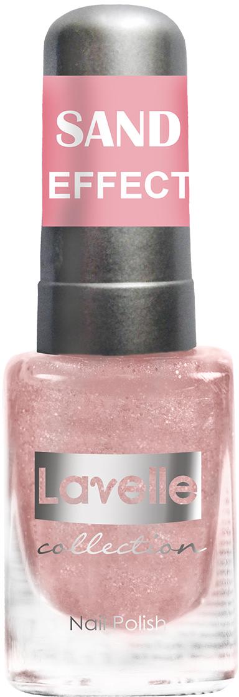 LavelleCollection лак для ногтей Sand Effect тон 656 светло-розовый, 6 мл