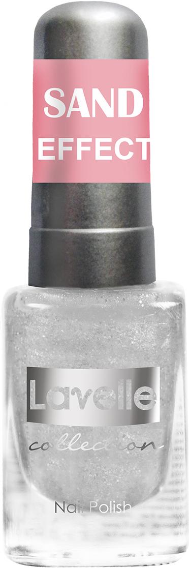 LavelleCollection лак для ногтей Sand Effect тон 658 сахарный, 6 мл