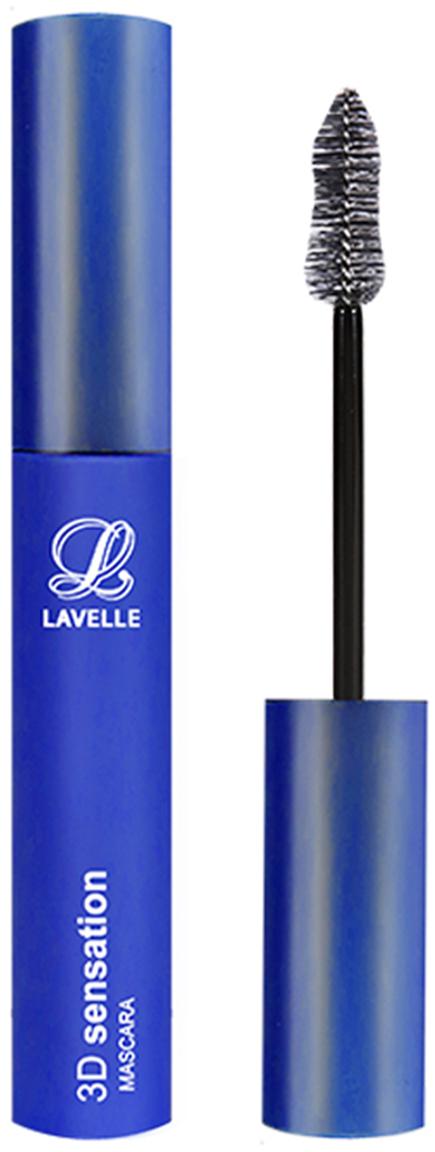 LavelleCollection Тушь MS 33 3D Sensation Mascara объем+ разделение+ подкручивание + удлинение, 12 мл тушь для ресниц с эффектом большого объема vivienne sabo mascara grand volume mon general
