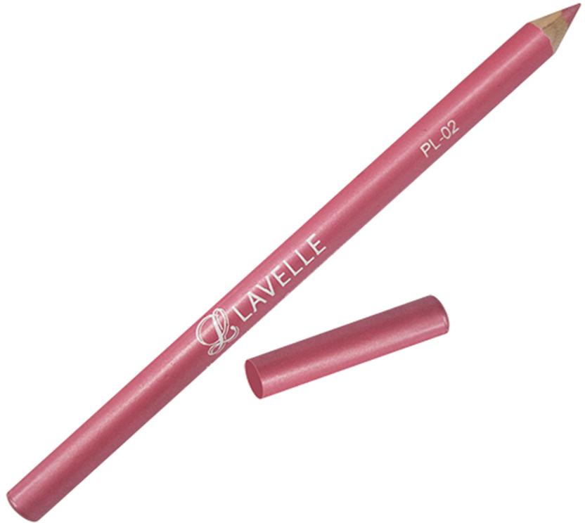 LavelleCollection Карандаш PL-02 тон 04 розовый, 4 гPL02-04Контурные карандаши РL 02 с улучшенной текстурой обеспечивают легкое и равномерное нанесение. Линия карандаша легко корректируется и растушёвывается. В зависимости от цвета карандаши подойдут для глаз и для губ. Пчелиный воск и ланолин, входящие в состав, обеспечивают мягкий уход за нежной кожей век и губ.