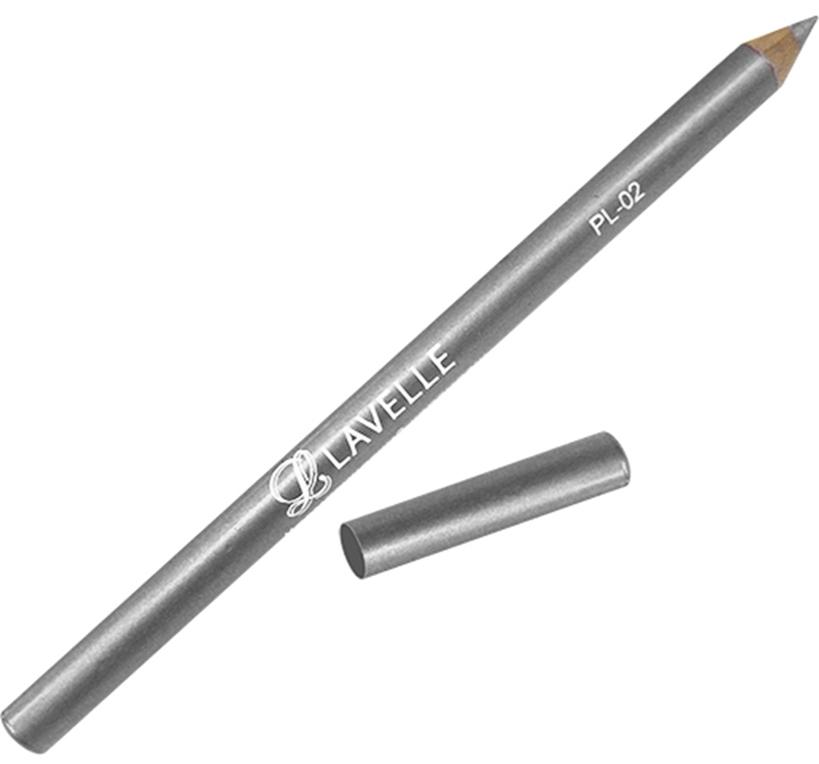 LavelleCollectionКарандаш PL-02 тон 08 стальной, 4 г Контурные карандаши РL 02 с улучшенной текстурой обеспечивают легкое...