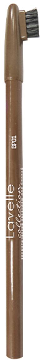 LavelleCollection карандаш для бровей ВР-01 тон 01 светло-коричневый, 5 г
