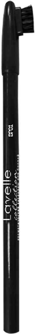 LavelleCollection карандаш для бровей ВР-01 тон 04 черный, 1,3 г