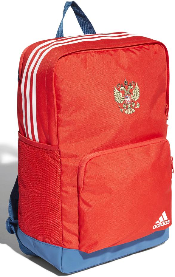 Рюкзак спортивный мужской Adidas Rfu Backpack, цвет: красный, синий, белый, 27 л. CF4985 - Рюкзаки