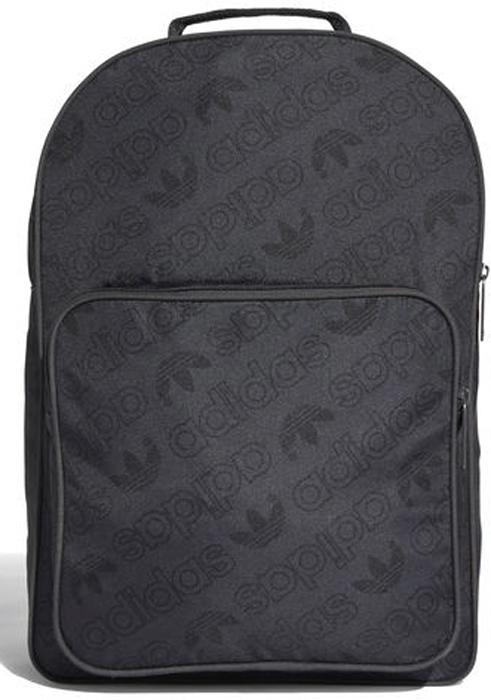 Рюкзак мужской Adidas Classic Bp Tref, цвет: черный, 26 л. CW1716 рюкзак мужской adidas bp cl adicolor цвет красный 27 л cw0636