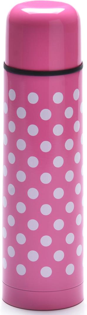 Термос Mayer & Boch, цвет: розовый, 750 мл27602-2Термос Mayer & Boch выполнен из качественной нержавеющей стали, которая не вступает в реакцию с содержимым термоса и не изменяет вкусовых качеств напитка. Двойная стенка из нержавеющей стали сохраняет температуру на срок до 6-ти часов. Вакуумный закручивающийся клапан предохраняет от проливаний. Цветное покрытие обеспечивает защиту от истирания корпуса. Данная модель термоса прочная, долговечная и в тоже время легкая. Стильный металлический термос понравится абсолютно всем и впишется в любой интерьер кухни. Легко и просто моется.