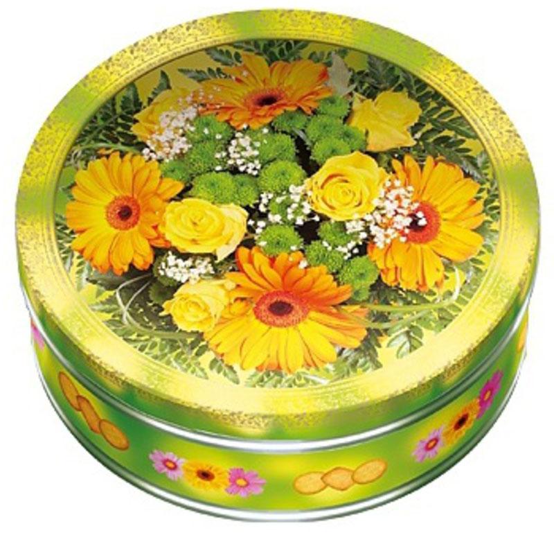 Monte Christo Весенний букет печенье сдобное, 400 г (новый дизайн) яшкино печенье сдобное апельсин 137 г