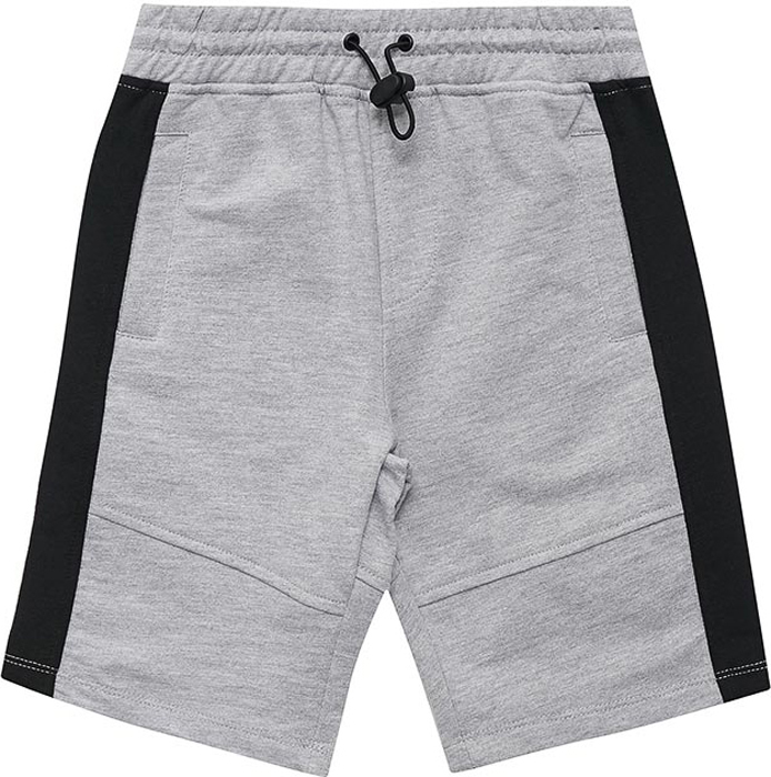 Шорты для мальчика Sela, цвет: серый. SHk-815/351-8112. Размер 152
