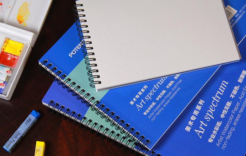 Potentate Бумага для рисования Watercolor Pad Smooth Surface 16 л 270 x 195 мм - Бумага и картон