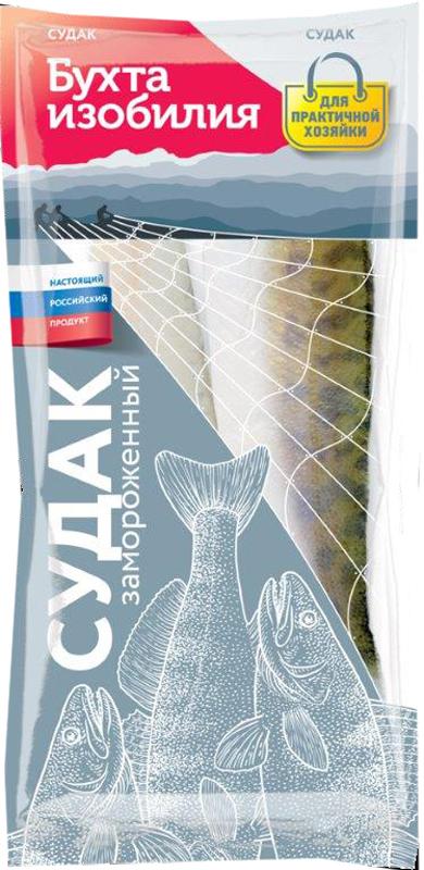 Бухта Изобилия Судак тушка, свежемороженая, 500 г71000433_3Рыба без влагоудерживающих добавок, которые искусственно увеличивают вес рыбы.