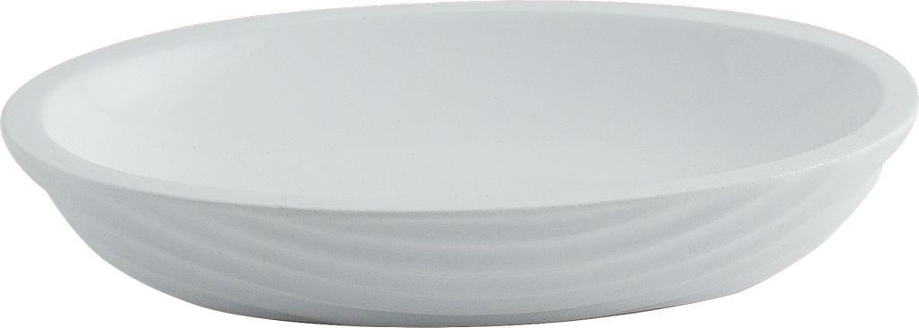 Мыльница Brissen Bosco, цвет: белыйBT-2000DМыльница Brissen Bosco — стильный аксессуар из одноименной коллекции, включающей также диспенсер, стакан для зубных щеток и напольный ершик. Изделие изготовлено из из полирезина и имеет белый цвет. Полирезин оптимален для эксплуатации в ванных комнатах: он биологически инертен, не выцветает от соприкосновения с водой, не разобьется, случайно упав на керамическую плитку. Уход за изделием несложен: его можно легко помыть с мылом.