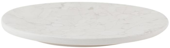 """Мыльница Swensa """"Marmo"""" станет прекрасным украшением вашей ванной комнаты.  Мыльница выполнена в оригинальном дизайне. Она отличается традиционной формой, используется один цвет.  Изделие выполнено из керамики.  Мыльница отличается прочностью и устойчивостью к внешним воздействиям."""