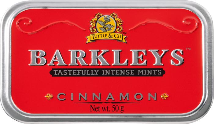 Barkleys Cinnamon леденцы корица, 50 г холст 30x60 printio магелланово облако 2