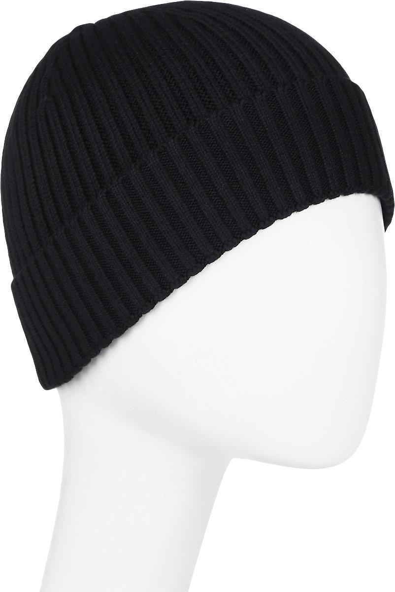 Шапка мужская Calvin Klein Jeans, цвет: черный. K50K501334_001. Размер универсальный