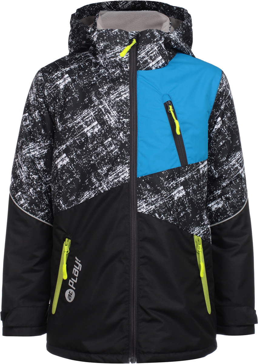 Куртка для мальчика atPlay!, цвет: синий. 2jk812. Размер 158 куртка для мальчика atplay цвет серый 2jk710 размер 128 8 9 лет