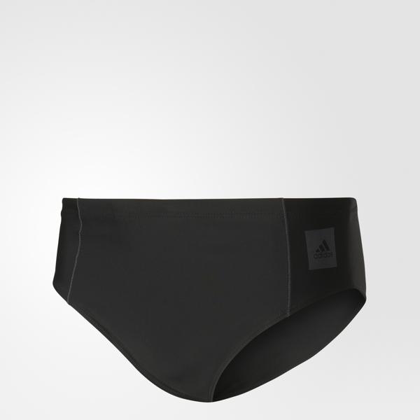 Плавки мужские Adidas Inf Ecs Tr, цвет: черный. BP5391. Размер 4 (46)