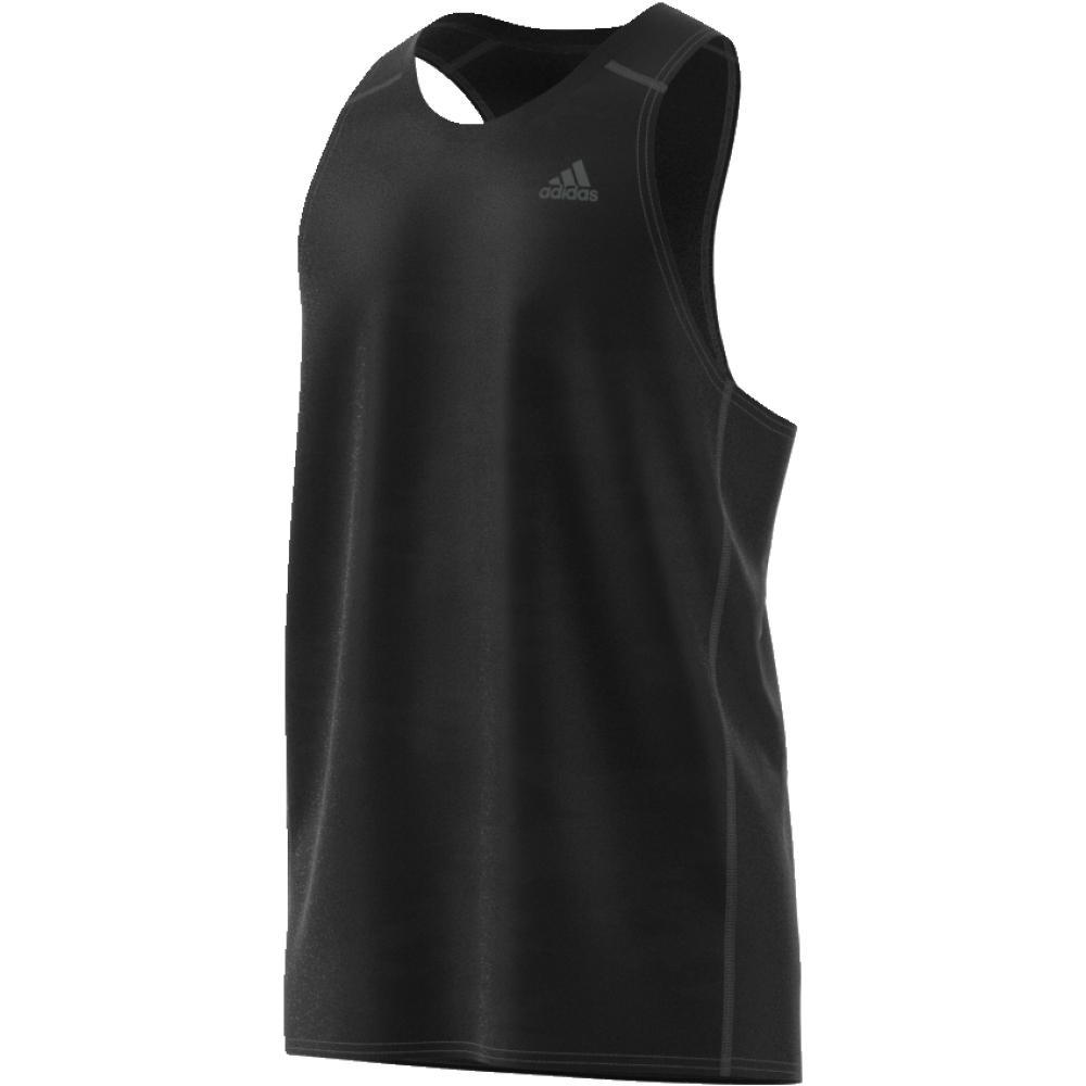 Майка мужская Adidas Rs Singlet M, цвет: черный. CE7279. Размер L (52/54)