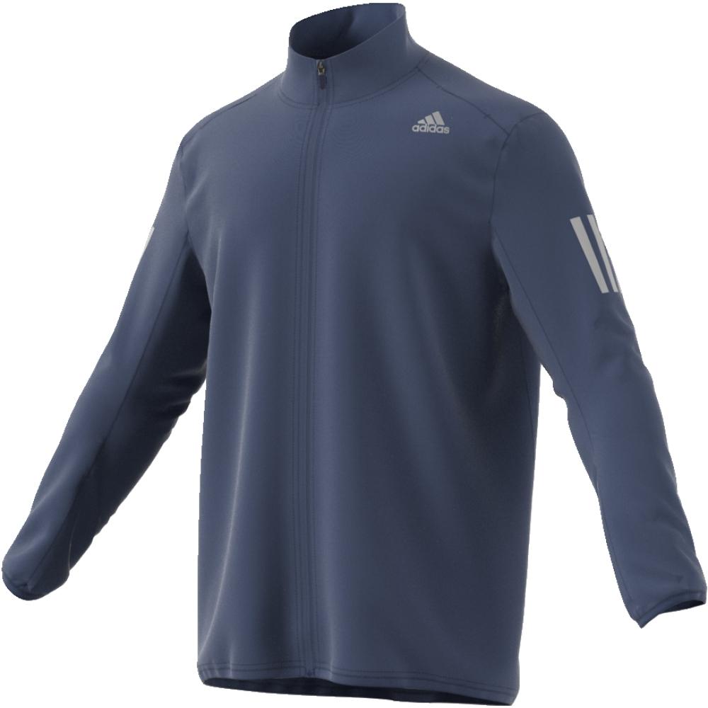Ветровка мужская Adidas Rs Wind Jkt M, цвет: синий. CF2067. Размер XXL (60/62)CF2067