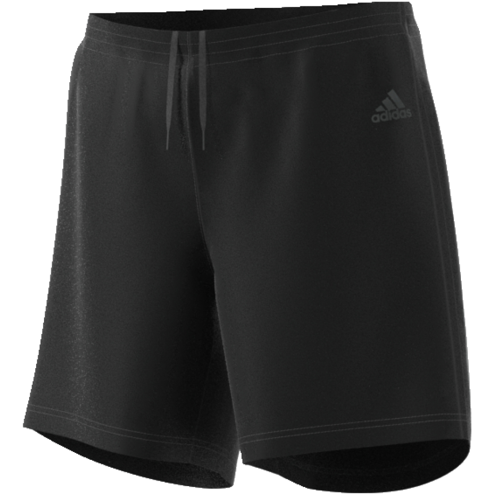 Шорты мужские Adidas Response Short, цвет: черный. CF6257. Размер L (52/54)CF6257Мужские шорты от adidas для комфортного бега. Мягкая ткань с технологией Climacool и сетчатыми боковыми панелями обеспечивает оптимальную вентиляцию. Модель дополнена светоотражающими деталями и влагонепроницаемым карманом на молнии. adidas заботится об окружающей среде при производстве товаров. Эти шорты выполнены из переработанного полиэстера с целью сохранения ресурсов и уменьшения вредных выбросов в атмосферу.