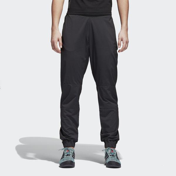 Брюки спортивные женские adidas W Lt Flex Pants, цвет: черный. CF4678. Размер 42 (48) брюки спортивные мужские adidas liteflex pants цвет черный az2151 размер 44