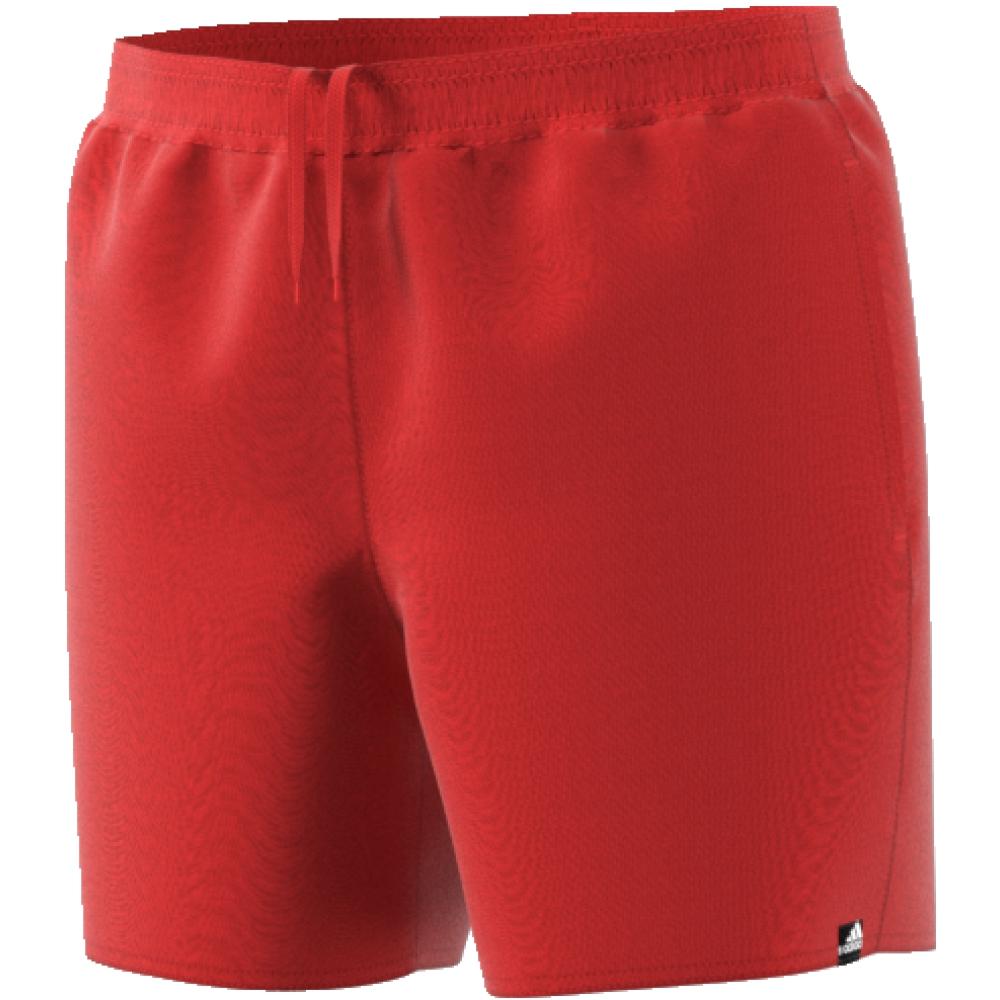 Шорты мужские adidas Solid Sh Sl, цвет: коралловый. CV5191. Размер XXL (60/62)