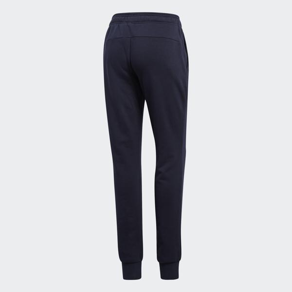 Брюки спортивные женские adidas Ess Solid Pant, цвет: темно-синий. CW3544. Размер XS (40/42)CW3544