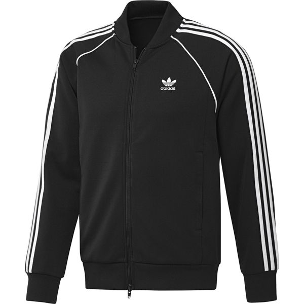 Толстовка мужская Adidas Sst Tt, цвет: черный. CW1256. Размер XL (56/58) мужская толстовка croppp 2015 cropp l xl tt