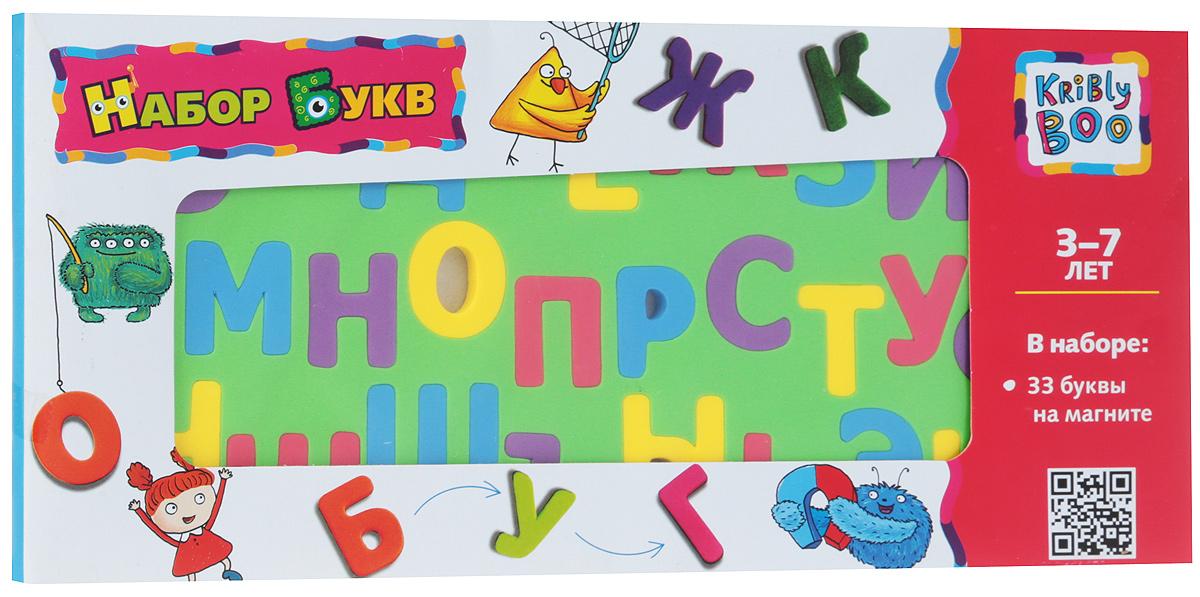 Kribly Boo Обучающая игра Набор букв цвет зеленый