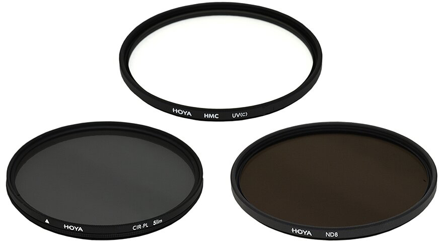 Hoya Digital Filter Kit II набор светофильтор (52 мм)
