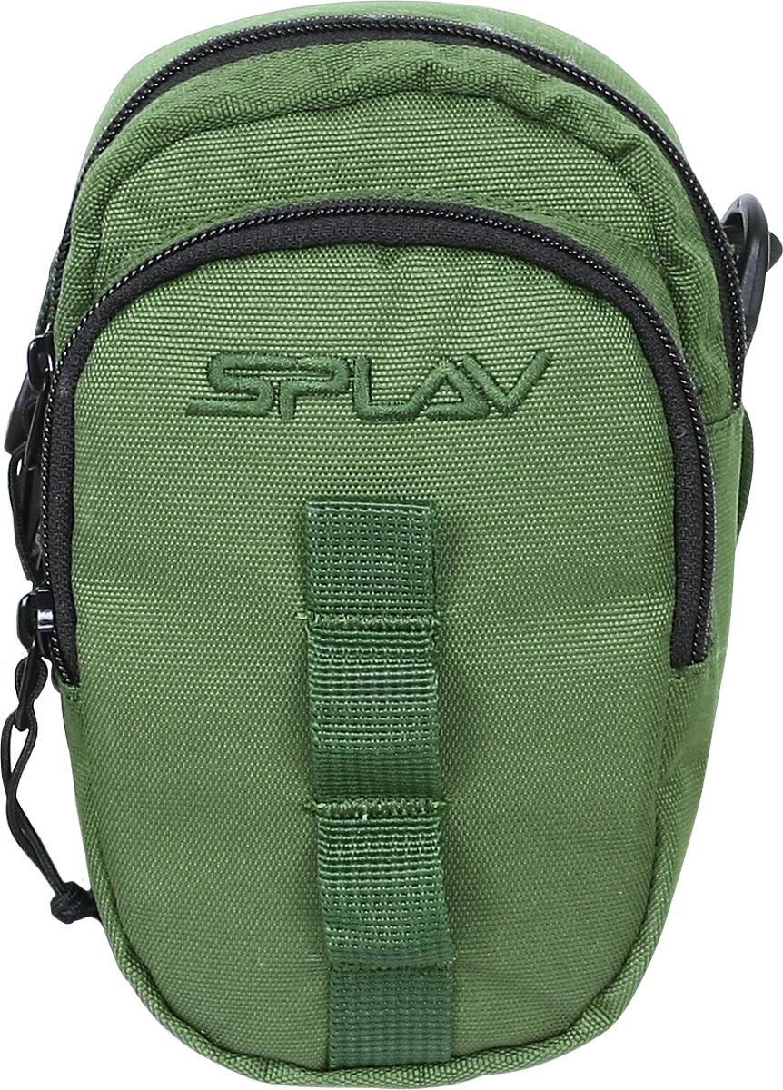 Сумка Сплав Digitalpack, цвет: оливковый. 5011638