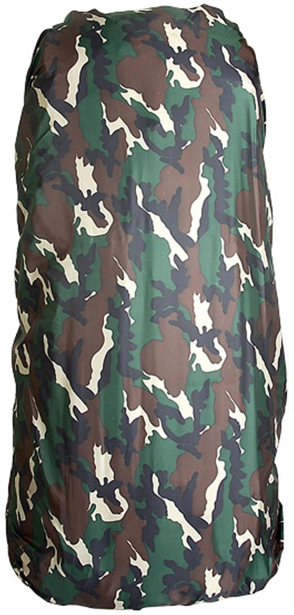 Накидка на рюкзак Сплав, цвет: зеленый, 90-130 л5012013Предназначена для защиты от влаги и грязи Материал: Тафета (Taffeta) - 100% полиэстер с PU покрытием 30-50 л: 114 г 90-130 л: 217 г