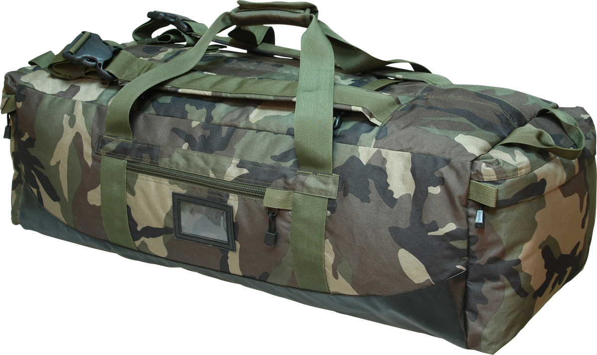 Сумка Сплав Commando, цвет: зеленый, 65 л. 5033191
