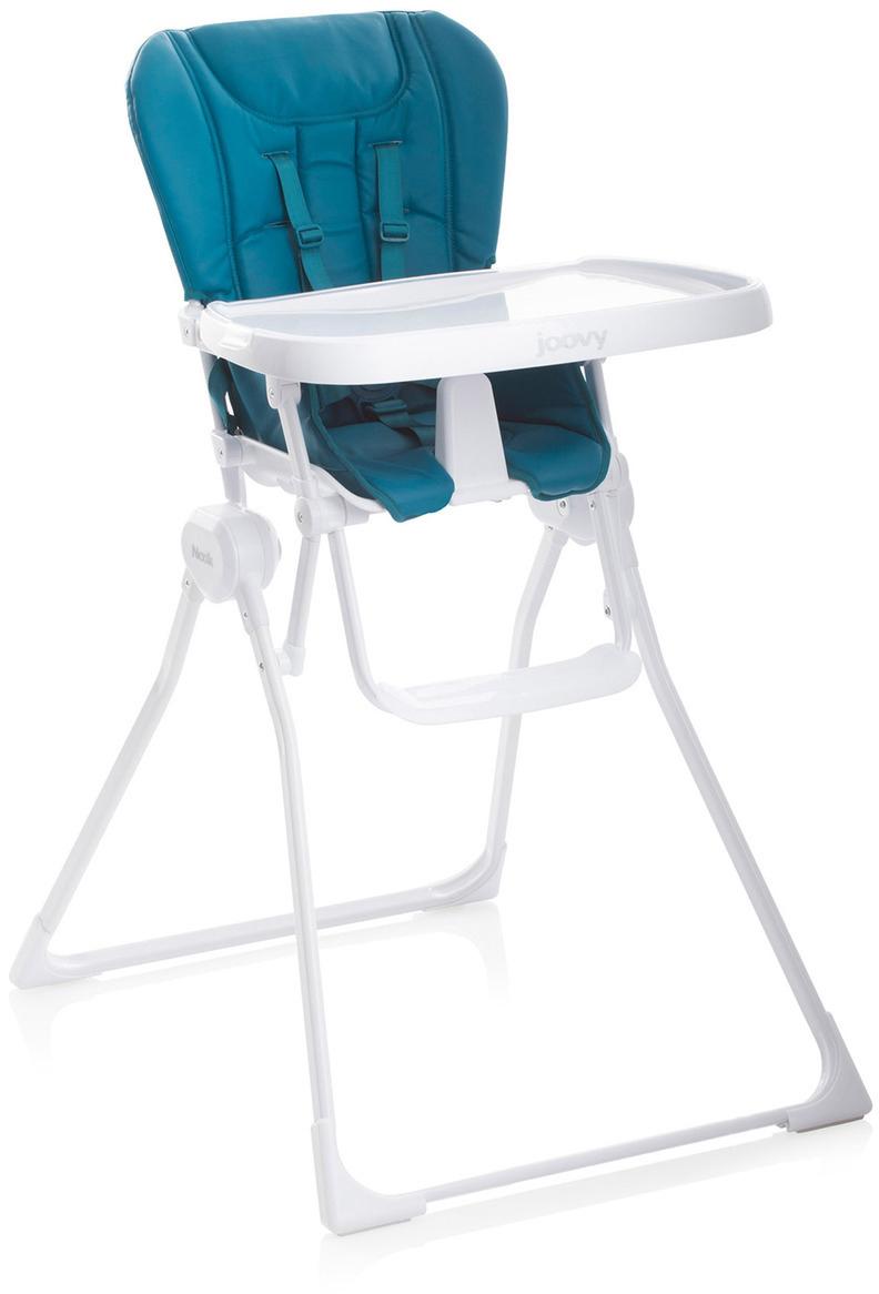 Joovy Nook Стульчик для кормления цвет голубой