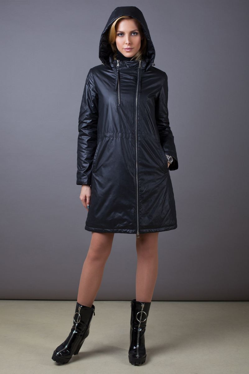 Купить Куртка женская Malinardi, цвет: бутылочный. MR18C-C8540. Размер L (46)