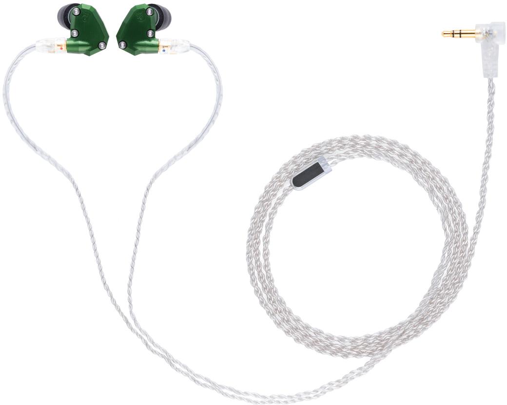 Campfire Audio Andromeda, Green наушники внутриканальные наушники campfire audio andromeda green