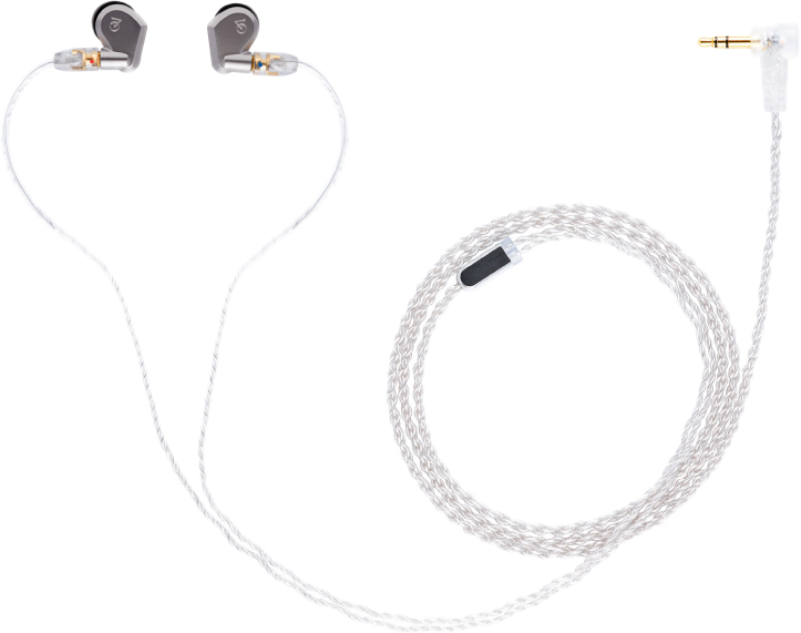 Campfire Audio Vega, Gray наушники15119314Вставные динамические наушники с высочайшей скоростью звукопередачи.8,5-миллиметровый драйвер из некристаллического алмаза обеспечивает высочайшую скорость звукопередачи.Первый в мире цельнолитой металлический корпус.Сверхпрочное покрытие корпуса, нанесённое методом вакуумного напыления.Премиальный съёмный кабель с MMCX-коннекторами.Первый в мире динамический драйвер на некристаллическом алмазе.В самом центре излучателей Веги находится некристаллический динамический драйвер. Наушники обеспечивают потрясающую естественную чёткость звука, максимальную микродетализацию и динамику.