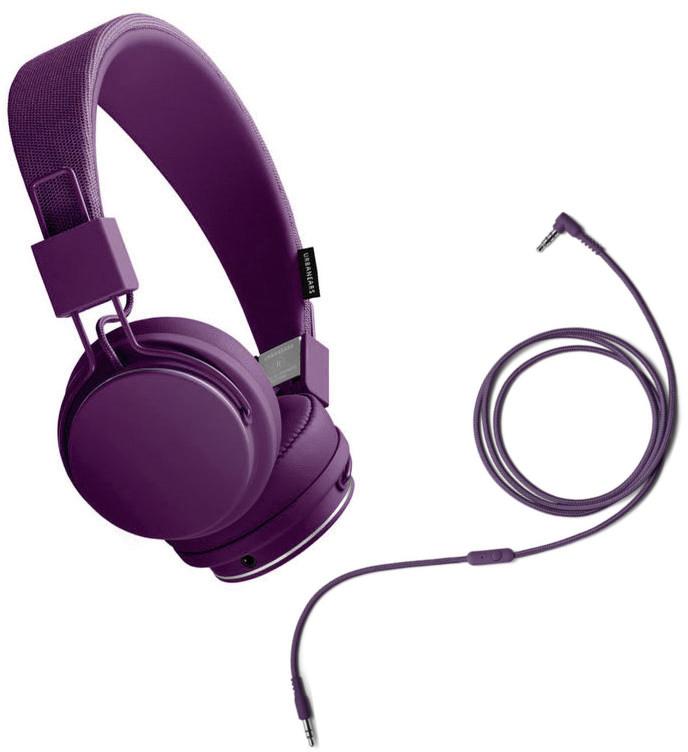 Urbanears Plattan II, Cosmos Purple наушники - Наушники