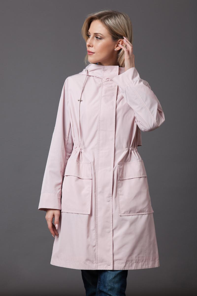 Купить Куртка женская Malinardi, цвет: розовый. MR18C-W8125. Размер L (46)