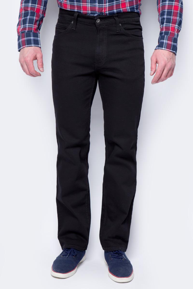 Джинсы мужские Mustang Oregon Tapered, цвет: черный. 3116-5764-088. Размер 36-32 (52-32) джинсы мужские mustang oregon tapered цвет черный 3116 5764 088 размер 36 32 52 32