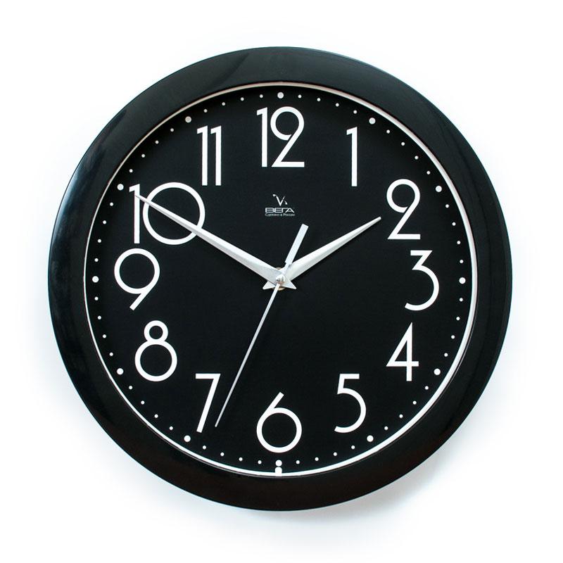 Часы настенные Вега Классика. П1-6/7-280П1-6/7-280Оригинальные настенные часы круглой формы Вега Классика выполнены из пластика. Часы имеют три стрелки - часовую, минутную и секундную. Необычное дизайнерское решение и качество исполнения придутся по вкусу каждому. Оформите свой дом таким интерьерным аксессуаром или преподнесите его в качестве презента друзьям, и они оценят ваш оригинальный вкус и неординарность подарка. Часы работают от 1 батарейки типа АА напряжением 1,5 В (в комплект не входит).