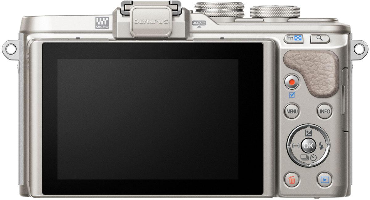Olympus PEN E-PL8 Kit 40-150 ED, Whiteцифровая фотокамера