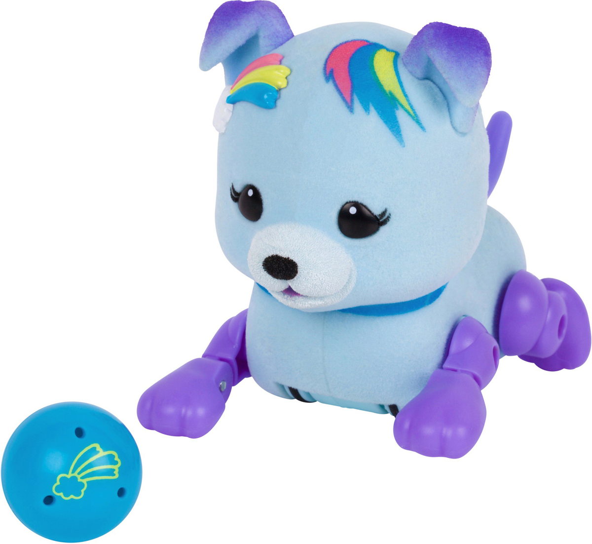 Moose Интерактивная игрушка Little Live Pets Щенок Звездочка с мячиком - Интерактивные игрушки