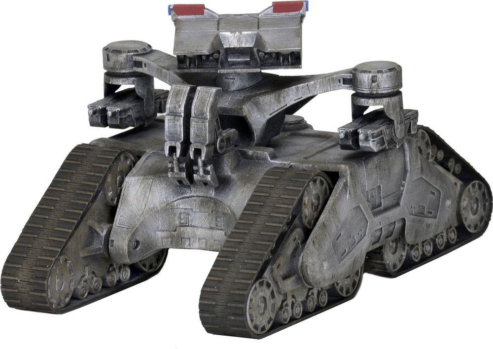Neca Фигурка Cinemachines Terminator 2 Hunter Killer Tank 17 см