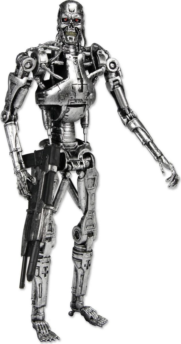 Neca Фигурка Terminator T-800 Endoskeleton 18 см neca the terminator 2 action figure t 800 endoskeleton classic figure toy 718cm 7styles